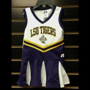 24M NWT RUSSELL LSU GIRLS 1 PC ONE PIECE   18M